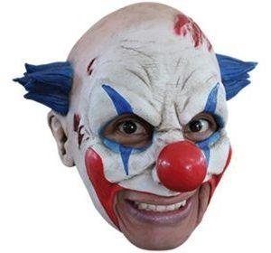 Chinless Clown naamari