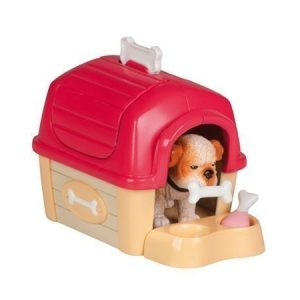 Chiqui BABY born® dogs & cats eläinsetti