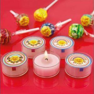 Chupa Chups kynttilät