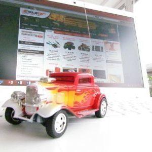 Classic Model Mini RC-auto