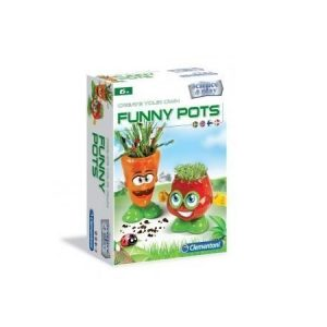 Clementoni Funny Pots