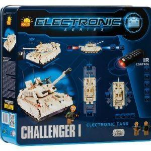 Cobi Challenger I radio-ohjattava panssarivaunu