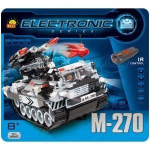 Cobi Electronic M270 radio-ohjattava panssarivaunu 578 osaa