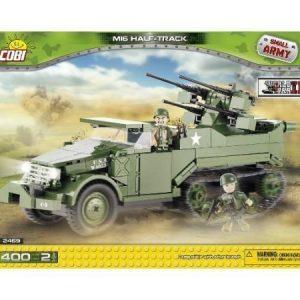 Cobi M16 half track 400 palaa