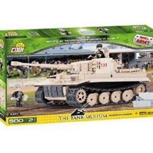 Cobi PZKPFW VI Tiger Tankki 131 500 osaa