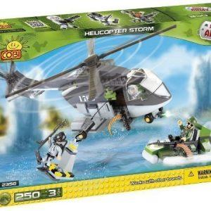 Cobi Small Army Storm helikopteri 250 osaa