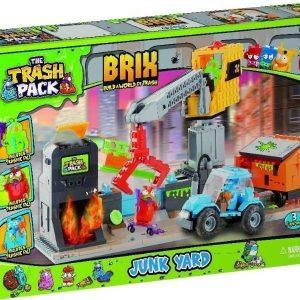 Cobi Trash Pack Trash Pack Kaatopaikkasetti 514 palaa