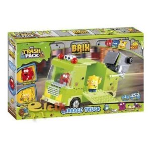 Cobi Trash Pack roska-auto 252 palaa