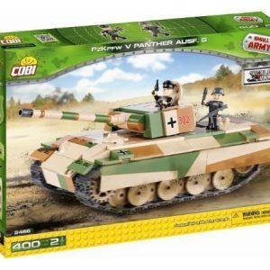 Cobi V Panther Ausf. G Tankki 400 osaa