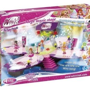 Cobi Winx Club Mega Music Stage 500 osaa