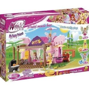 Cobi Winx Club Tutti Frutti Music bar 400 osaa