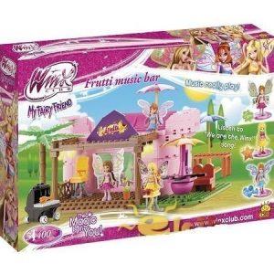 Cobi Winx Club Tutti Frutti Music bar 400 osaa