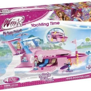 Cobi Winx Club Yachting Time 320 osaa