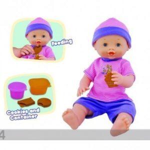 Content Toys Vauvanukke 38 Cm Ensimmäisillä Hampailla