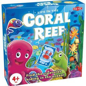 Coral Reef Lautapeli