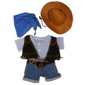 Cowboy-asu 40 cm