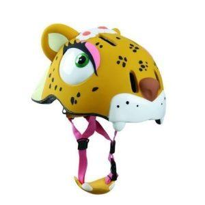Crazy Safety pyöräilykypärä Leopardi