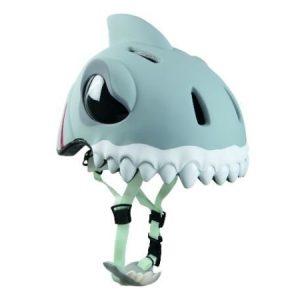 Crazy Safety pyöräilykypärä White Shark