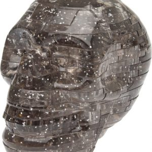 Crystal Puzzle Skull