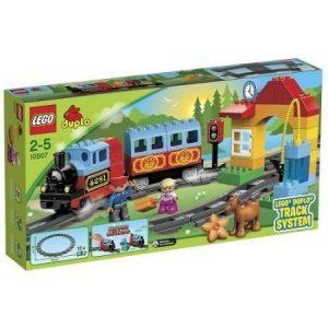 DUPLO LEGOVille Ensimmäinen junani