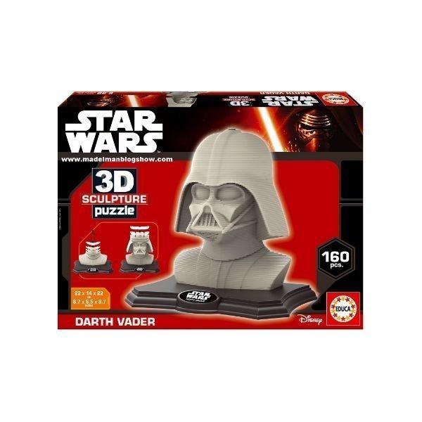 Darth Vader 3D palapeli