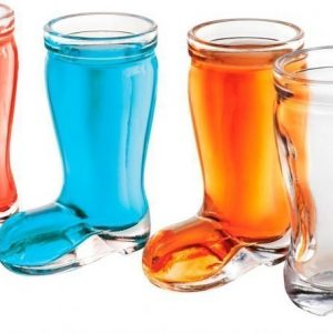 Das Boot Shotglas 4-pack