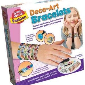 Deco Art Bracelets -rannekorusetti