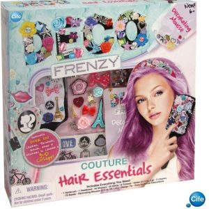 Deco Frenzy Hair Essentials