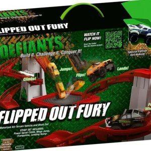 Defiants Flipped Out Fury autorata