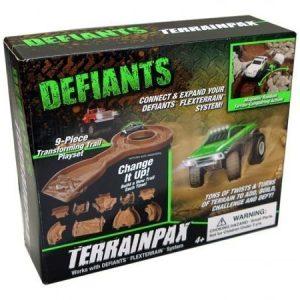 Defiants Rough&Ready starttipakkaus