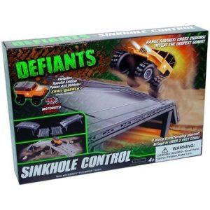 Defiants Sinkhole Control silta