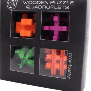 Deluxe Color -palikkatestit 4-pack