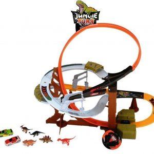 Dickie Dino Tower Playset Autorata