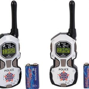 Dickie Police Walkie-Talkie