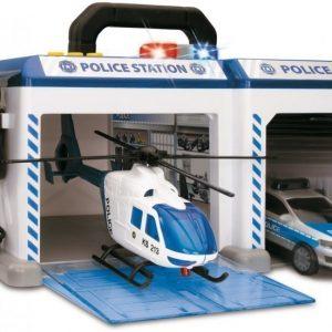 Dickie SOS-asema Poliisiasema jossa ääniä ja valoja