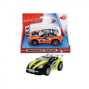 Dickie Toys Midnight Racer Ralliauto 12 Cm