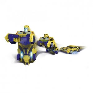 Dickie Toys Transformers Robot Warrior Bumblebee