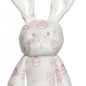 Diinglisar Organic Helistin Cupcakes Vaaleanpunainen