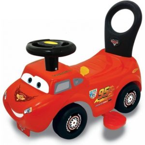 Disney Activity Ride On 2 In 1 Potkuauto