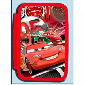 Disney Autot Kynäkotelo 3 Lokeroa