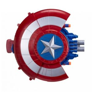 Disney Captain America Blaster Reveal Shield