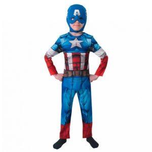 Disney Captain America Puku Koko 104