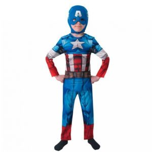 Disney Captain America Puku Koko 128
