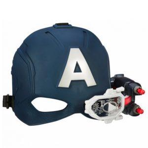 Disney Captain America Stealth Vision Helmet Kypärä