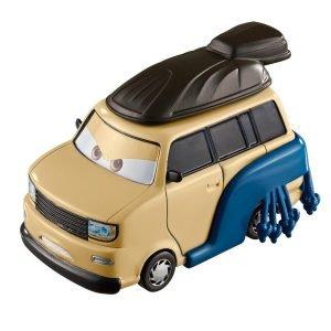 Disney Cars 2 1:55 Pikkuauto