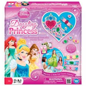 Disney Dazzling Princess Game Peli