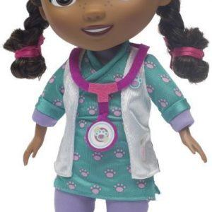 Disney Doc McStuffins Eläinlääkärinukke