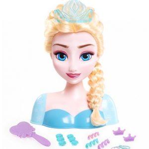 Disney Elsa Muotoilupää