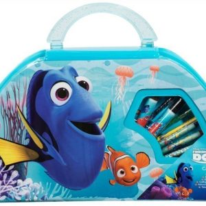 Disney Finding Dory Kynäsetti Carry Along Art Case