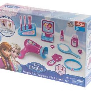Disney Frozen 14-Os Kauneudenhoitosetti